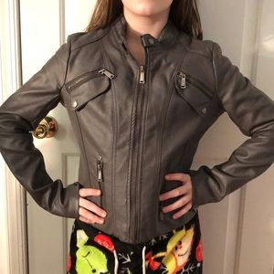 Other - Joujouv faux leather jacket